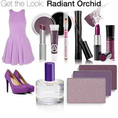 Pantone's 2014 Color of the Year is … Radiant Orchid! Work Radiant Orchid into your beauty routine with these stunning purple shades from Mary Kay!