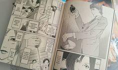 Y así Japón popularizó el vino entre sus jóvenes con un manga interesante y bien hecho