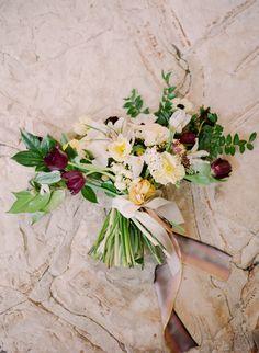 Romantic European-Inspired Wedding Ideas via oncewed.com