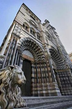 Medici church of San Lorenzo. Located in Florence Italy, one of Florence's oldest churches!