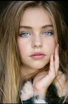 """that-pretty-face: """"Jade Weber """" Pretty Eyes, Cool Eyes, Beautiful Eyes, Beautiful Women, The Most Beautiful Girl, Young Models, Child Models, Girl Face, Woman Face"""