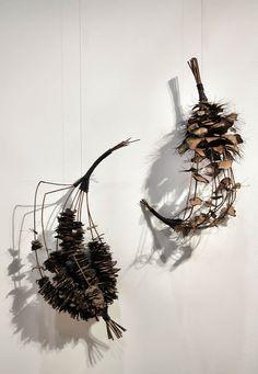'Hanging By A Thread' By Ann Goddard