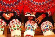 in greenland traditional attire
