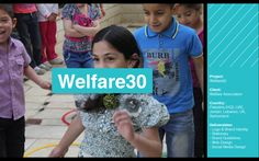 Welfare Association Logo and Brand Identity   #branding #identity #agency #creative #design #Beirut #Lebanon #website