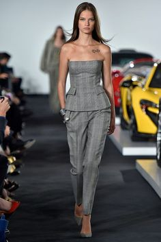 Ralph Lauren New York - Verao 2018 foto: FOTOSITE #womenpantssuits