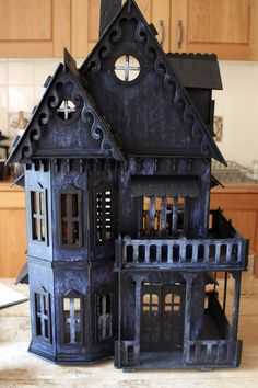 1026 Best Dollhouse Haunted Images In 2019 Dollhouse Miniatures