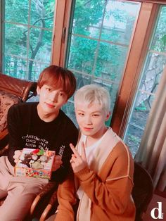Jeonghan and Jihoon ♡ Seungkwan, Wonwoo, Chicago Style Pizza, Jeonghan Seventeen, Pre Debut, Pledis Entertainment, Jooheon, Kpop, Hoshi