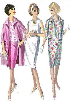 Sleeveless Shift Dress Overblouse Sheath Skirt by paneenjerez, $10.00