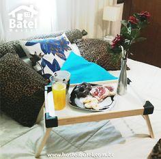 Que Tal Aquele Café da Manhã Especial! Vem Pro Hostel Batel!