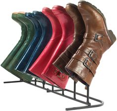 Andrew James - Stiefelhalter/Stiefelstand für 4 Paar Stiefel. Amazon Marketplace 24,99€ + 9,99€ Versandkosten