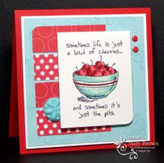 Stampin' Up!  Giggle Greetings