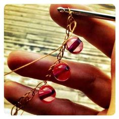Google Image Result for http://blog.expressionfiberarts.com/wp-content/uploads/2011/08/crocheting-wire-jewelry-beads.jpg