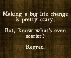 No regrets xx