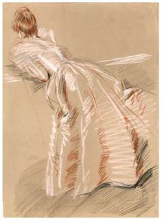 Toulouse-Lautrec Drawings | The French Drawings of the 19th-20th centuries from the Collection of ...