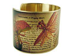 The Odd Luminary - Praying Mantis Cuff
