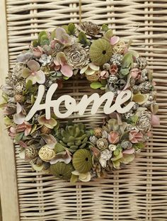 Coastal Christmas, Summer Wreath, Summer Flowers, Porch Decorating, Craft Gifts, Happy Easter, Floral Wreath, Xmas, Diy Crafts