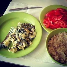 #Sunday #breakfast! Bon #appetit ! #food Photo by ioana_cis