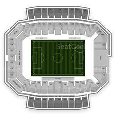 Columbus Crew Stadium seating chart Columbus Crew
