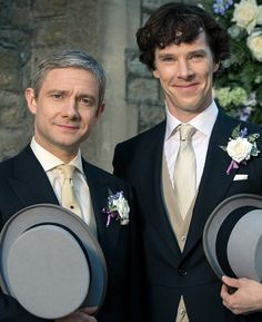 One of my favorite blog's Johnlock fic recs. Pinning so I can go back and read through them.