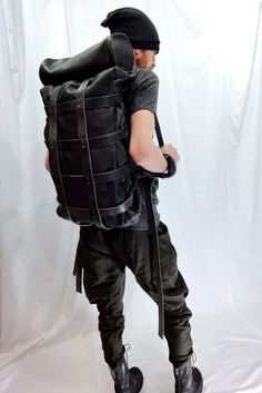 XXl Century. The Future Is Now. future bag. DEVOA