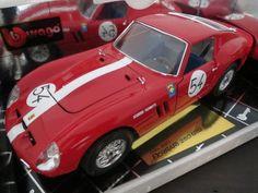RAR: La Mini Miniera Ferrari 250 GTO (1962) Nürburgring, rot, TOP ! | eBay