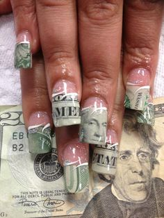 This is a waste of money that ratchet people have ratchet nails. Sexy Nails, Hot Nails, Hair And Nails, Fancy Nails, Mani Pedi, Nail Manicure, Nail Polish, Matte Stiletto Nails, Coffin Nails