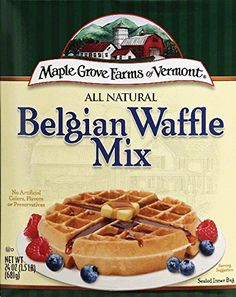 MAPLE GROVE MIX WAFFLE BELGIAN 24 OZ * You can find out more details at the link of the image.