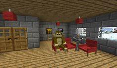 Jammy Furniture Mod para Minecraft 1.3.2