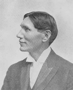 """Charles Eastman (Ohiyesa), author of """"Indian Boyhood"""". Educated in Flandreau, he later earned a medical degree from Boston Medical School. Was appointed by BIA as a physician to Pine Ridge Reservation and later at Crow Creek Reservation. Later became Indian advisor to the Boy Scouts of America."""