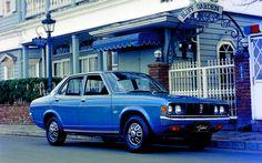 1975 Mitsubishi Colt Galant Sedan