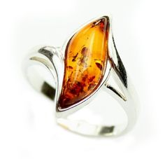 SilverAmber Lovely Baltic Amber & 925 Sterling Silver Des...