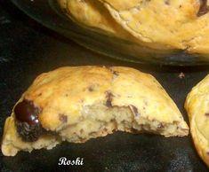 """Galletas de calabaza """"aptas para Dukan """" - Receta original de myTaste Coconut Cookies, Sugar Cookies, Zero Calorie Drinks, Delicious Deserts, Sin Gluten, I Foods, Tapas, Muffin, Low Carb"""