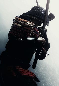 柚子と八朔 【Tumblr支社】 — johnnybravo20:   Samurai (by Corfus)