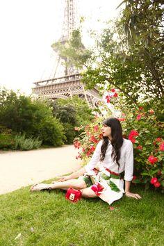 The Cherry Blossom Girl