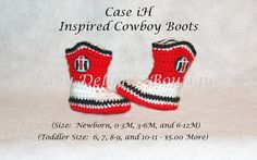 Case iH International Harvester Inspired by BabyDelightsBoutique, $32.00