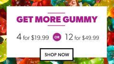Sugarpova   Premium Line of Gummy Candies by Maria Sharapova