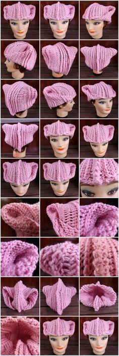 https://www.etsy.com/listing/124959752/crochet-hat-women-hat-cat-ears-in-pink?ref=shop_home_active_search_query=cat%2Bears Crochet Cat Ears Hat in Pink by strawberrycouture $40.00