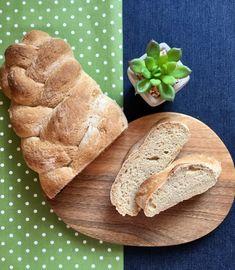 Fonott kalács Szafi Free expressz lisztkeverékből - Kelt tészták - Gluténmentes övezet - blog Bread, Blog, Brot, Blogging, Baking, Breads, Buns