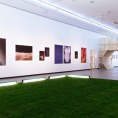 Ausstellungsansicht Planet B: NRW-Forum Düsseldorf, Foto: B. Babic