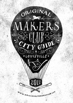 Original Makers Club Louisville Edition Cover by John Contino