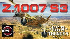 War Thunder Realistic: Z.1007 bis serie 3 [Regia Aeronautica]