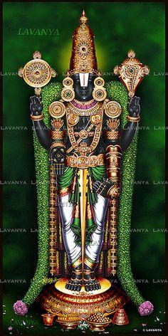 #Tirumula Balaji's Nijapada Darshanam artwork by Lavanya's Pictures   #LordVenkateswara #Swamy  #Balaji #LavanyaPicturesNdFrames   #Lavanya #DevotionalPictures #GodArtworks #Art #GodImages #LavanyaBalaji #govinda   #GreenBackground