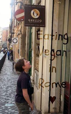 Eating Vegan in Rome