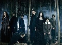 #Salem: elenco comenta novidades da segunda temporada