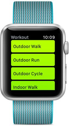 The Workout app gives you progress updates during your workout and it lets you know when you reach your goal. Apple Watch Fitness, Iphone Watch, Pcos, Diabetes, Goals, Workout, Work Out, Polycystic Ovary Syndrome, Diabetic Living