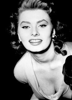 "msmildred: "" Sophia Loren, 1950s. """