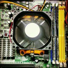 Cleaned PC Heatsink Fan  http://www.fix-computers.net/