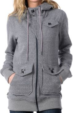 Volcom Women's Club Novelty Fleece now 30% off