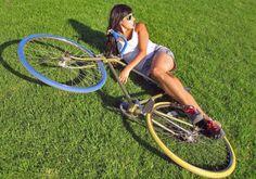Biking On The Wild Side: Safer, Faster, Healthier, Naked-er