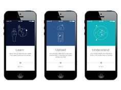 Health app connecting doctors and patients by Youna Yang
